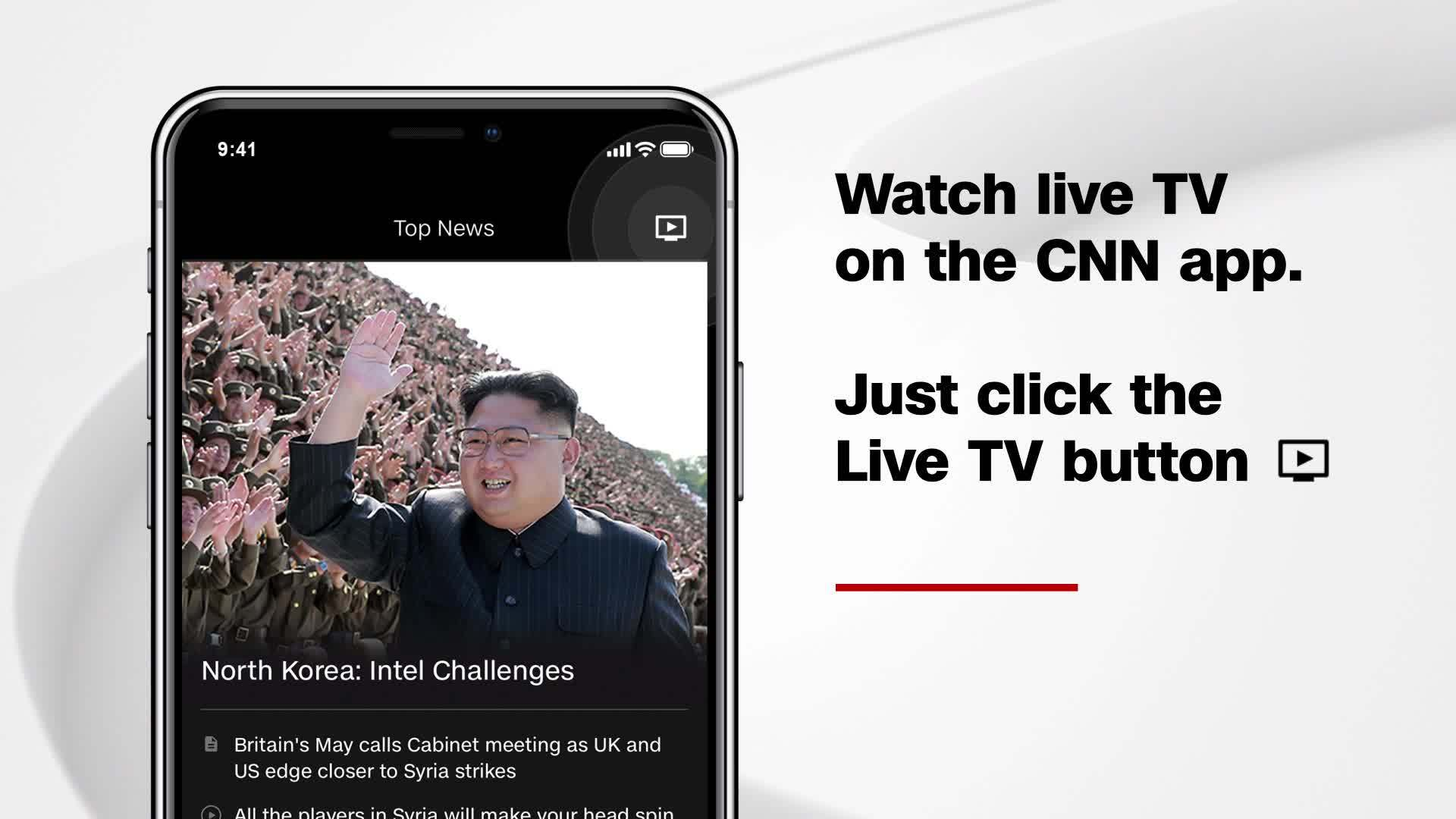 Watch Cnn Live Mobile Android