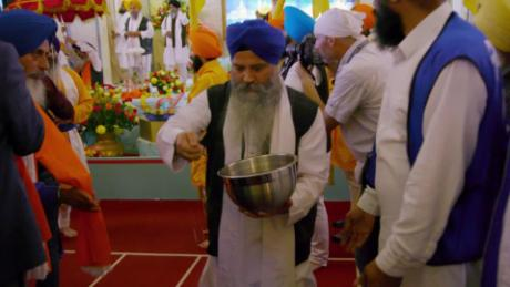Who is Sikh and what do they think?