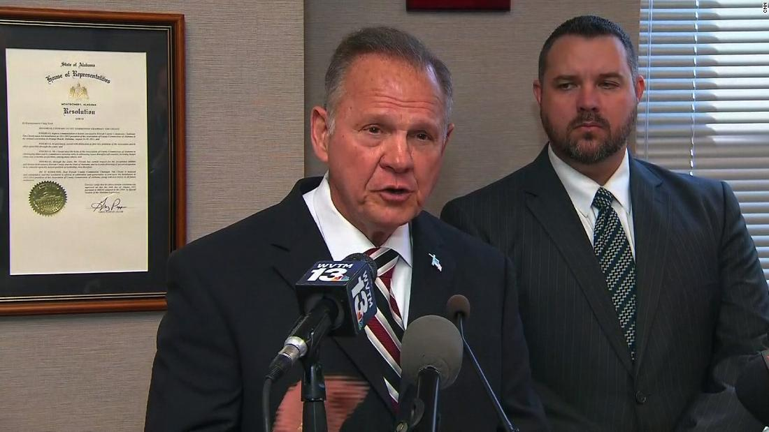 Roy Moore to announce whether he'll run again for Senate