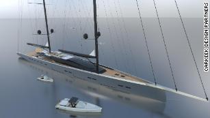 Niklas Zennstrom: Skype founder pioneers electric yacht - CNN
