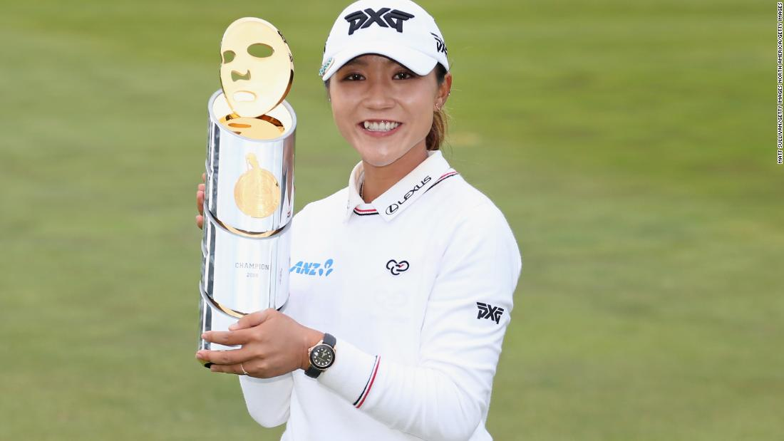 "After 43 starts without a victory, Ko finally returned to the winner's circle at the Mediheal Championship in May 2018, the ""best"" three-wood she's ever hit setting her up for a decisive eagle."