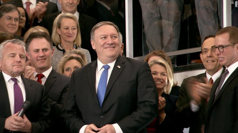 Pompeo: We need to be in every corner of globe