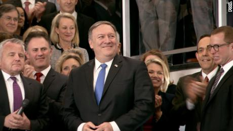 Pompeo promises to restore State Department's 'swagger'