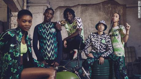 92e85af49 Taking inspiration from the team  39 s  quot Super Eagles quot  nickname