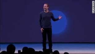 Zuckerberg announces Facebook dating features