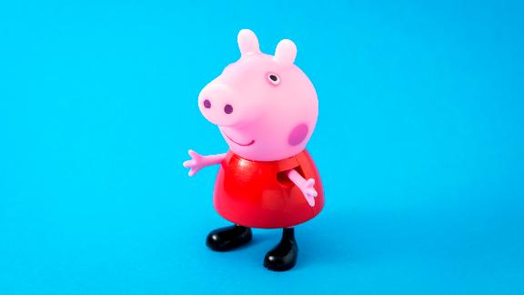 Children's cartoon character Peppa Pig has come under fire from China's censors.