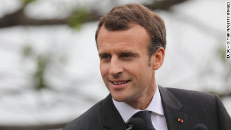 "French President Emmanuel Macron has described the populist wave as ""a bit like a leprosy."""