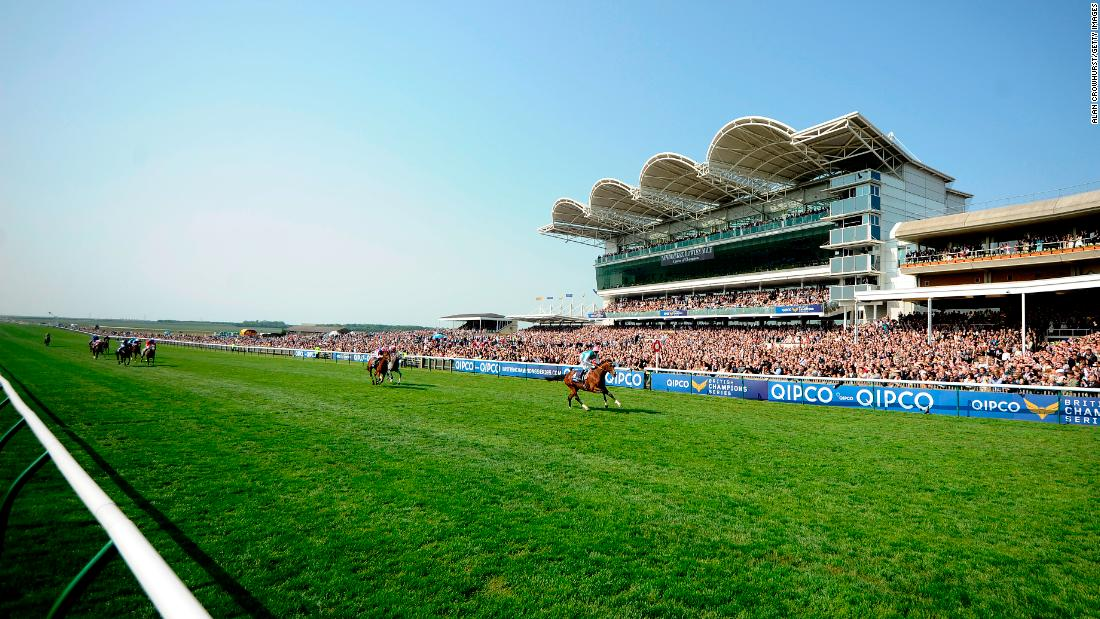 The Classic season begins with the 2,000 Guineas over Newmarket's Rowley Mile in May. First raced in 1809, it's a straight mile dash on turf for colts and fillies. The race is the first leg of the Triple Crown, alongside The Derby and the St. Leger, but the feat is rarely attempted.