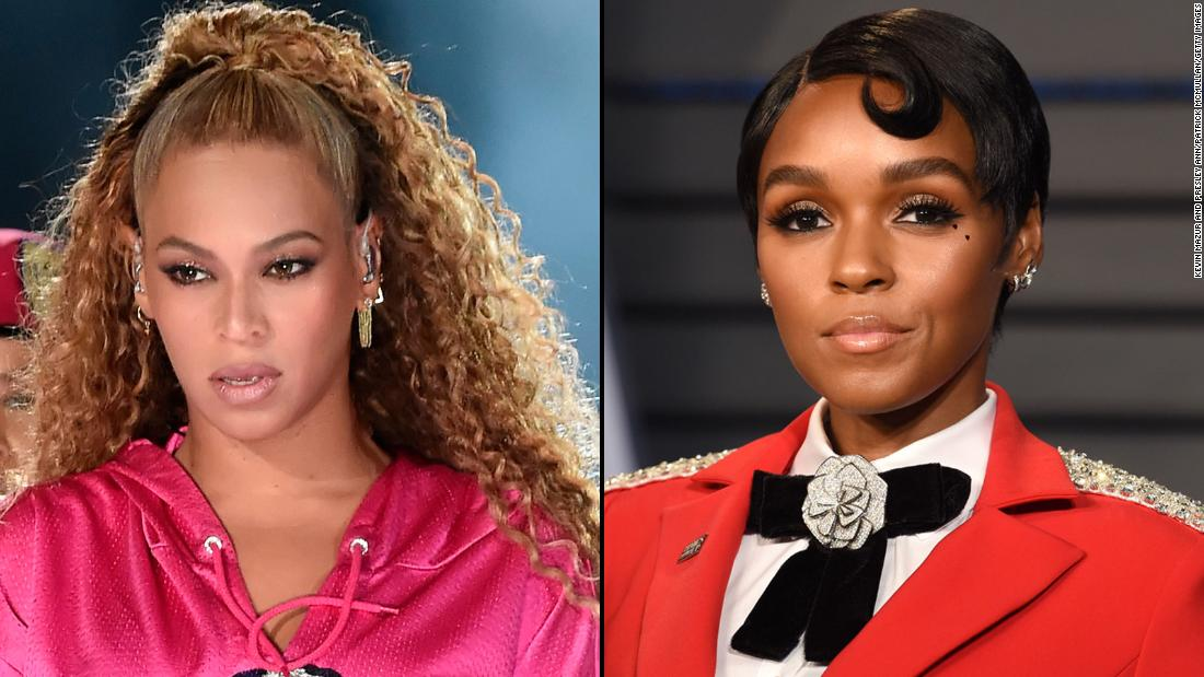 Beyoncé and Janelle Monae are creating a new language of black womanhood (opini...