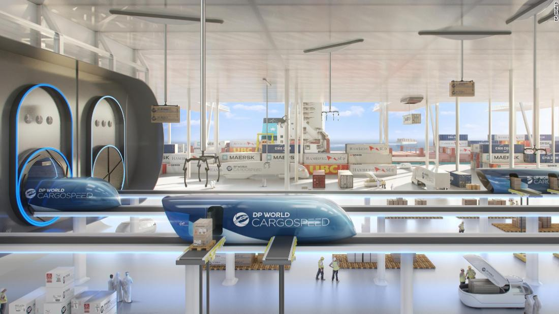 DP World Cargospeed, a collaboration between Virgin Hyperloop One and supply chain firm DP World, was recently announced in Dubai. Utilizing magnetic levitation technology, it hopes to move freight -- and people -- at over 600 mph, reducing delivery times and cutting the cost of goods transportation.<br /><br /><strong><em>Scroll through the gallery to discover more about the transport revolution sweeping Dubai.</strong></em>