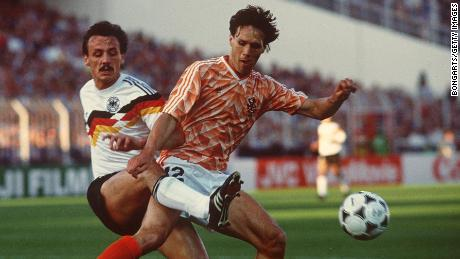 The Netherlands' European Championship kit in 1988 became legendary.