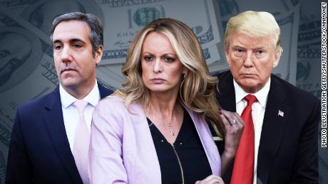 Stormy, Cohen and Trump: What you should know