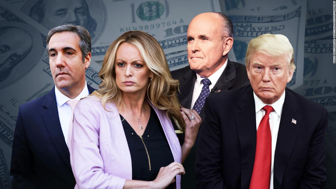NYT: Trump knew about Stormy Daniels payment before he denied it last month