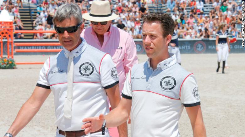 GCL of Miami Beach - Course walking - Maikel Van Der Vleuten (NED), Eric Van Der Vleuten (NED)