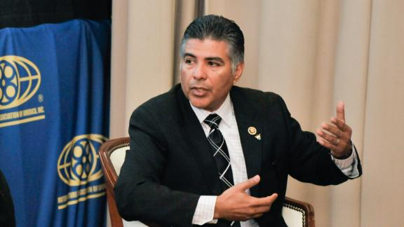 US Rep. Tony Cardenas, D-Calif., says a sexual assault lawsuit was dropped and cannot be refiled.