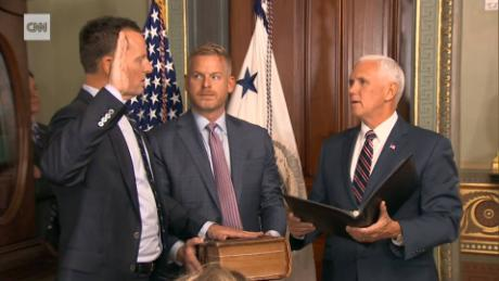 richard grenell ambassador to germany sworn in pence_00003301
