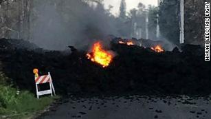 Lava has threatened communities on the Big Island before