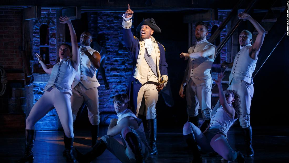 The problem with the 'Hamilton' movie