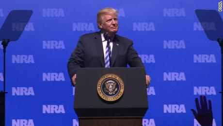 Trump: Your 2nd Amendment rights are under siege