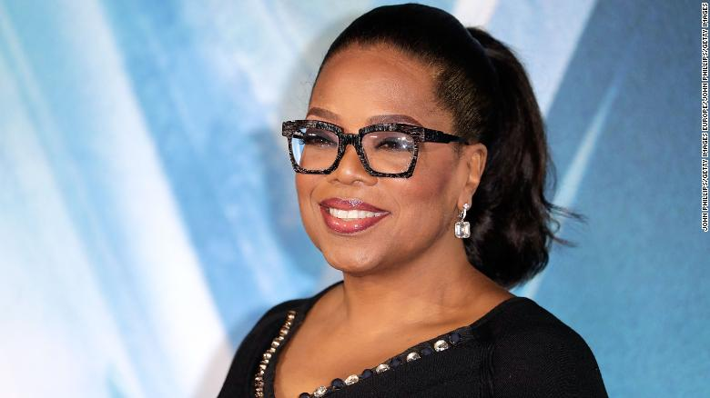 LONDON, ENGLAND - MARCH 13:  Oprah Winfrey attends the European Premiere of 'A Wrinkle In Time' at BFI IMAX on March 13, 2018 in London, England.  (Photo by John Phillips/John Phillips/Getty Images)
