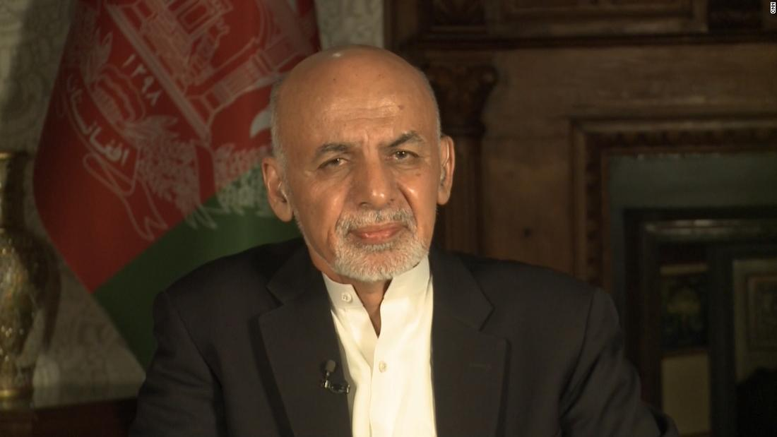 Afghan President announces ceasefire if Taliban agrees, too