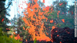 Volcanic bombs, lava fountains and rift zones: Here are the definitions to some commonly used volcanic terms