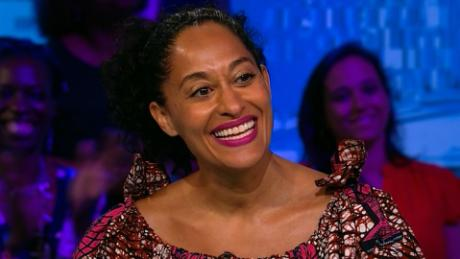 Tracee Ellis Ross Van Jones Show