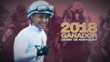 derby kentucky justify ganador al galope cnnee_00000000