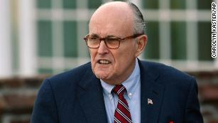 Giuliani says Trump's new legal team has not held lengthy prep for Mueller interview
