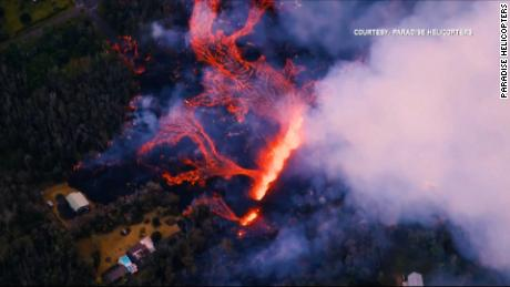 Once magma reaches the earth's surface, it's called lava.