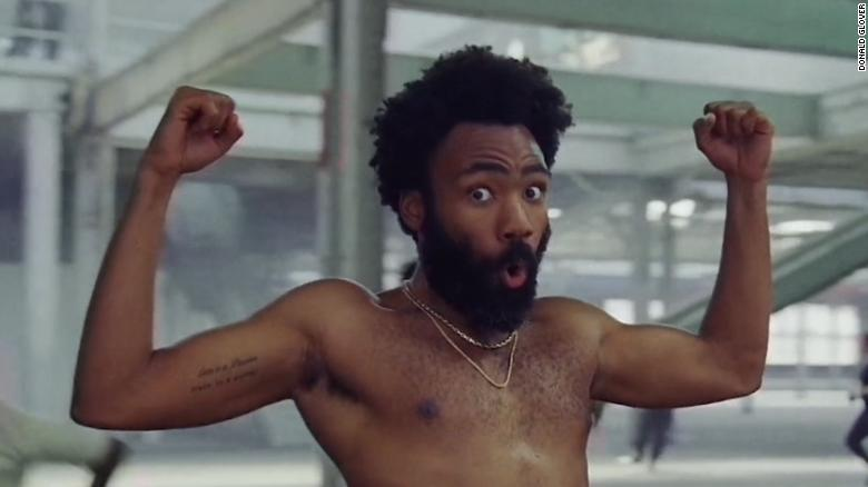 'This Is America' video goes viral