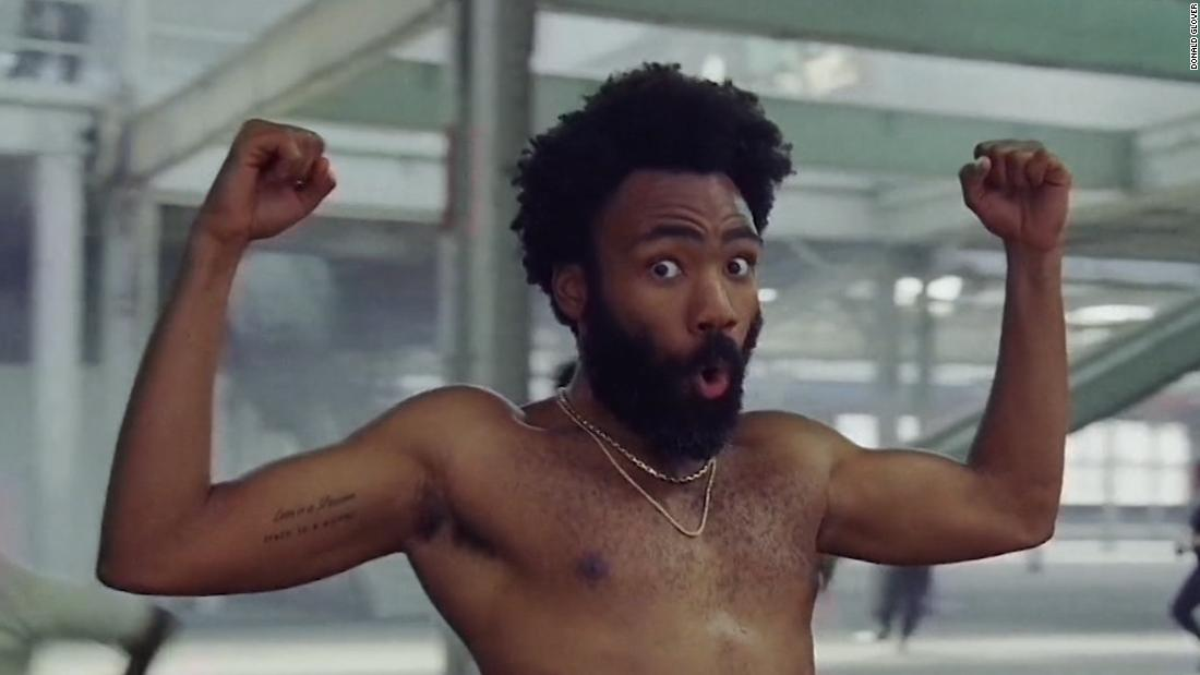 Donald Glover launches new Adidas line in honor of the worn and dirty shoe
