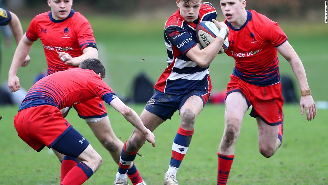 Finding the time to train over the course of the year can be a challenge for the regional academy coaches given players' commitments with school or club rugby.