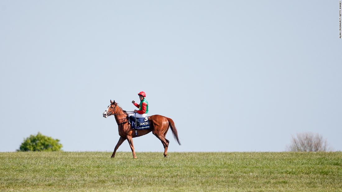 The 1,000 Guineas is the fillies-only equivalent, raced the following day over the same Rowley Mile course at Newmarket in Suffolk, England. Billesdon Brook, trained by Richard Hannon, became the highest-priced winner in the race's history when she won at 66-1 in 2018.