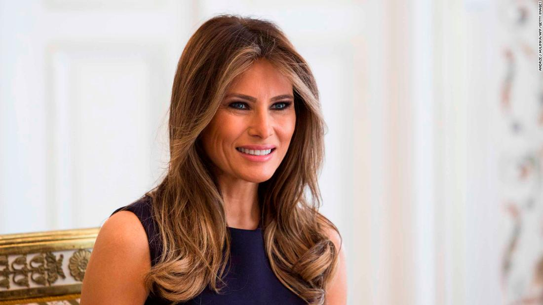 Melania Trump doesn't mention coronavirus during national PTA speech thumbnail