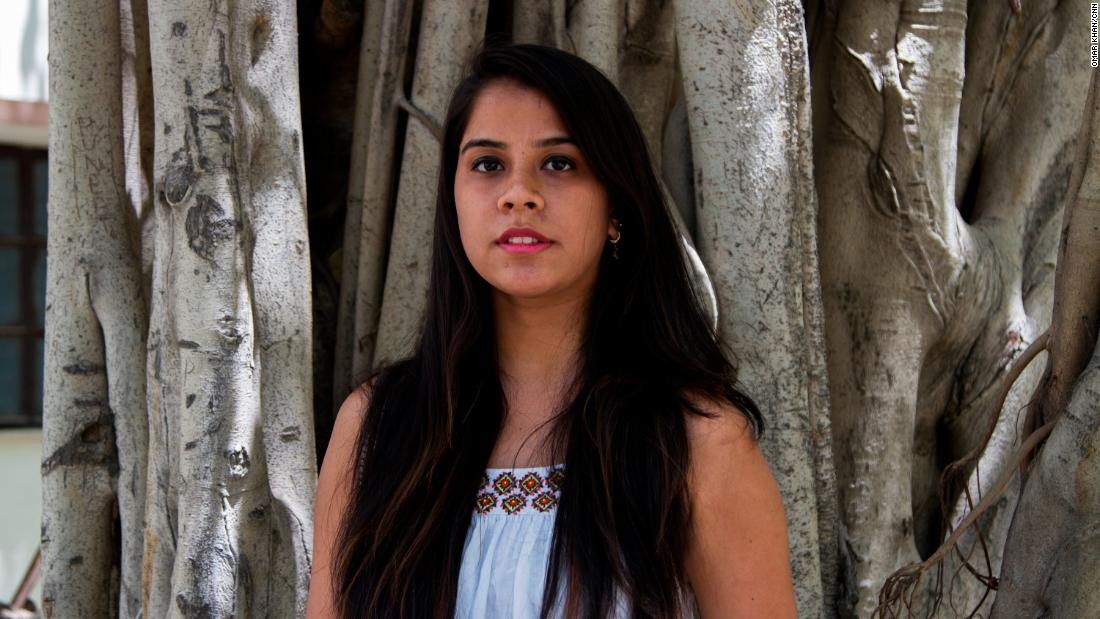 Akriti Wadhwa, 21, journalism student