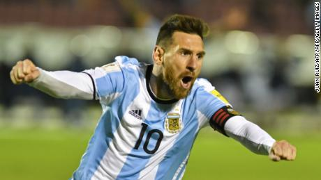 "Argentina's players reportedly pulled out in ""solidarity"" with Lionel Messi."