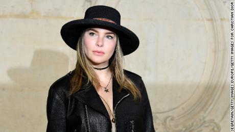 PARIS, FRANCE - FEBRUARY 27:  Belinda Peregrin attends the Christian Dior show as part of the Paris Fashion Week Womenswear Fall/Winter 2018/2019 on February 27, 2018 in Paris, France.  (Photo by Pascal Le Segretain/Getty Images for Christian Dior)