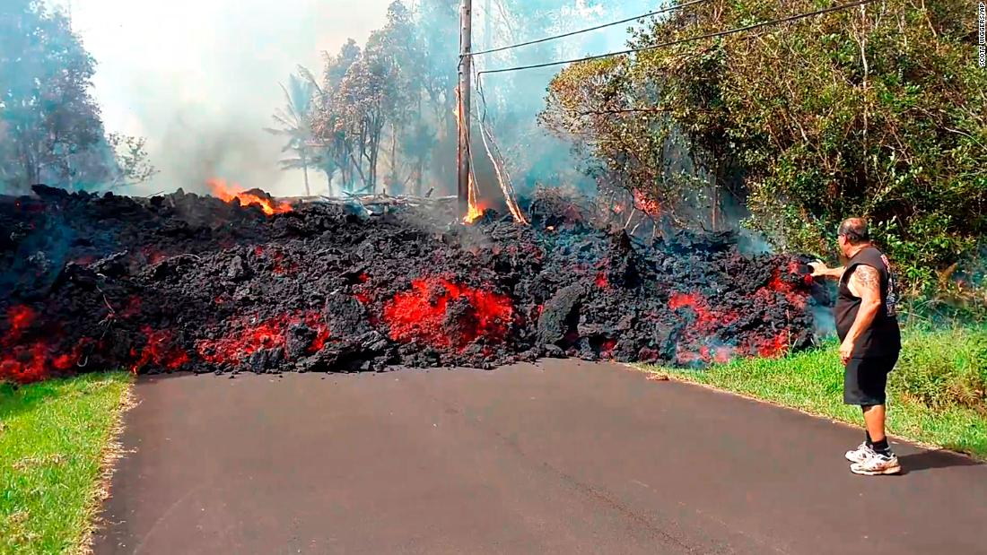 People have tried to stop lava from flowing. This is why they failed
