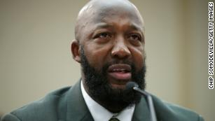 Tracy Martin, Trayvon Martinu0026#39;s Father, Attends A 2013 Hearing On