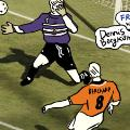 dennis bergkamp world cup moments