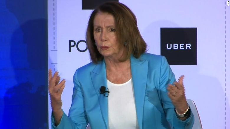 Pelosi: I have made some powerful enemies