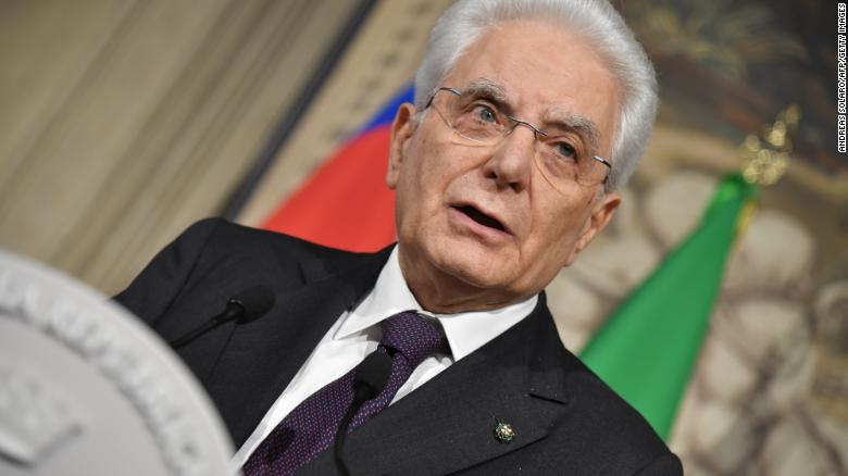 Mattarella sparks outrage with PM nomination