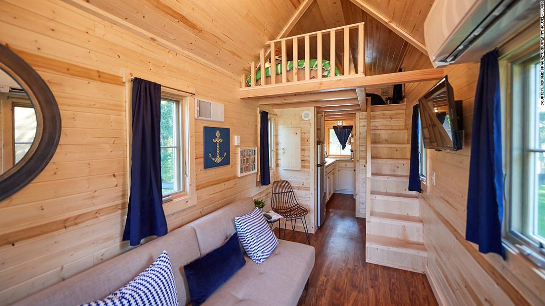 8 Tiny House Hotels That Are Big On Personality And Charm Cnn Travel