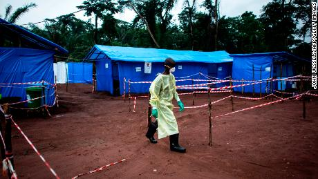 Ebola outbreak declared in Democratic Republic of Congo