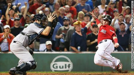 8c8d563e New York Yankees & Boston Red Sox to play each in London in 2019 - CNN