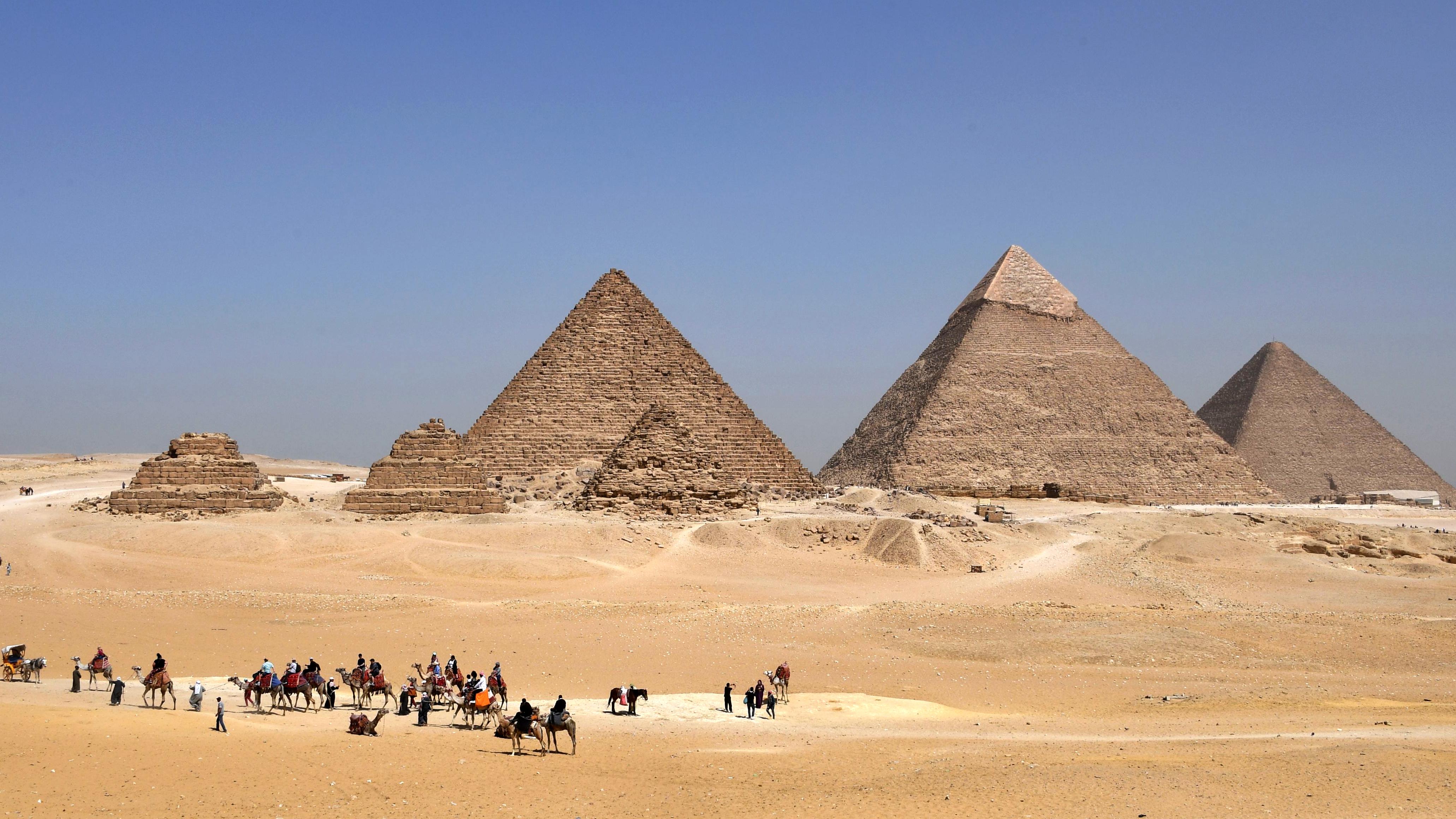 tourist sites in africa