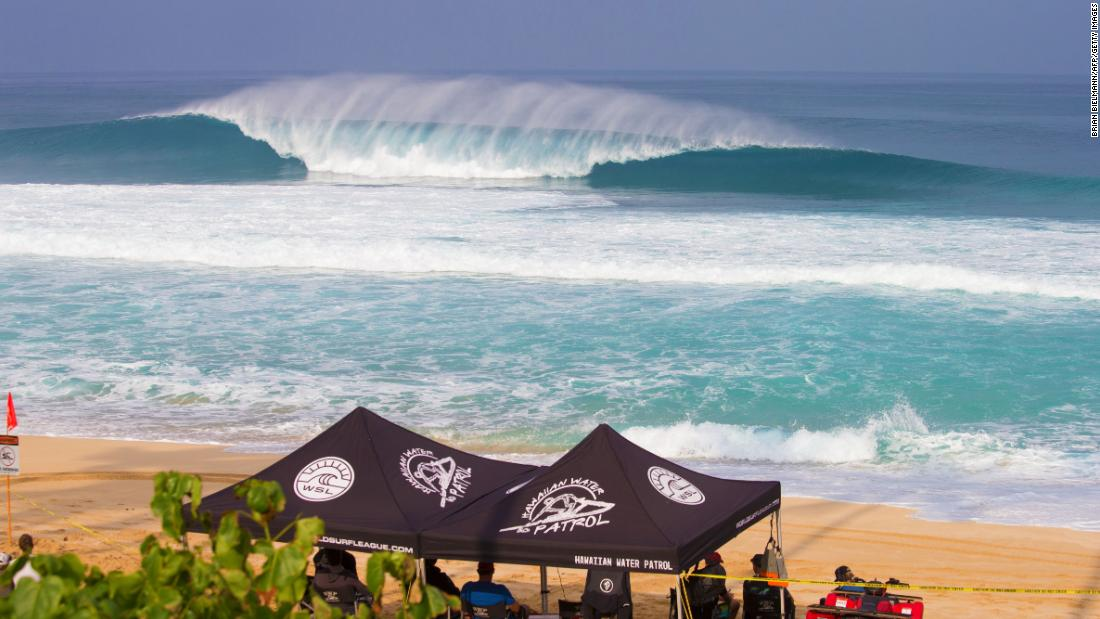 "Critics worry the wave will strip surfing of its soul. Slater, who has won multiple contests at waves such as Hawaii's iconic Pipeline (pictured), says ""nothing will replace the ocean"" and adds surfing can evolve with both."