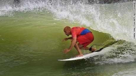 'Man, it was incredible' -- Shaun White on Kelly Slater's Surf Ranch