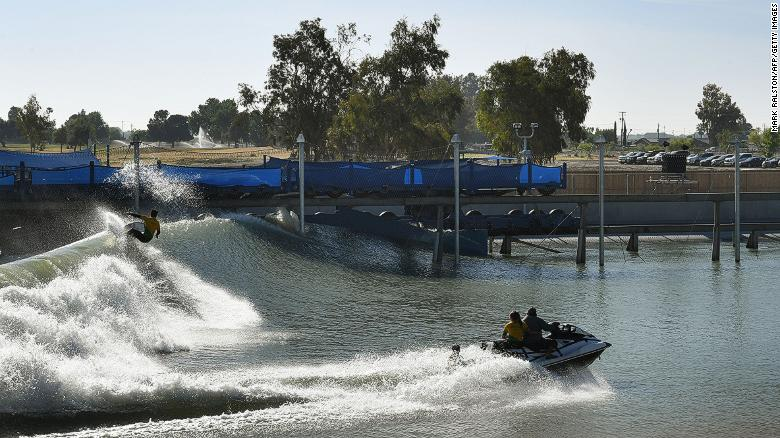 5df9c7701d Is Kelly Slater s Surf Ranch the future of surfing  - CNN